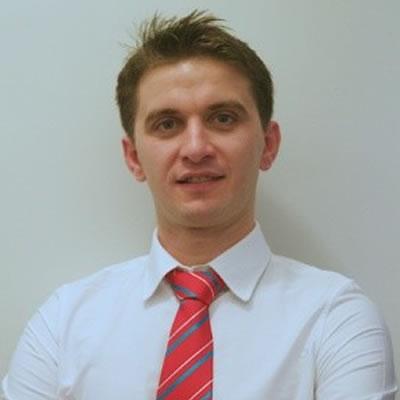 Dr. Pavlo Gordiichuk